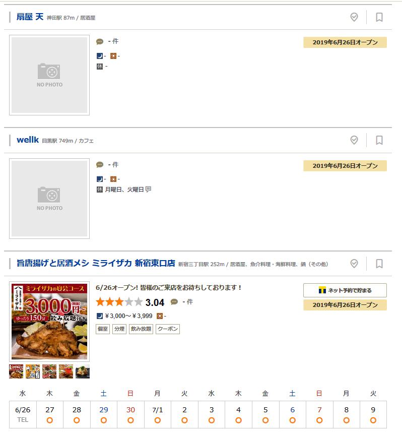 食べログ 評価