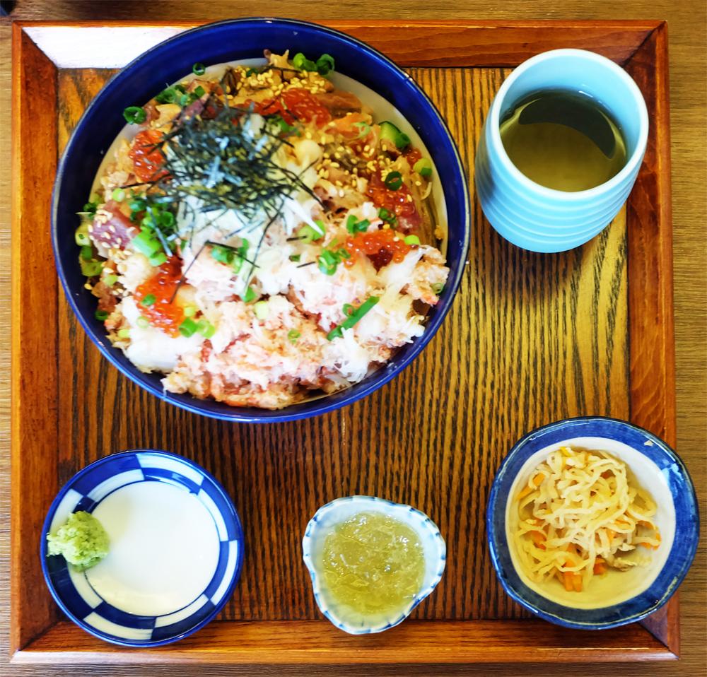渋谷 海街丼