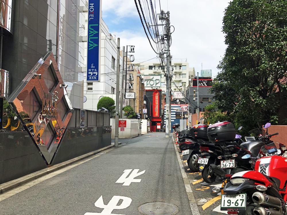 渋谷 円山町 ムルギー