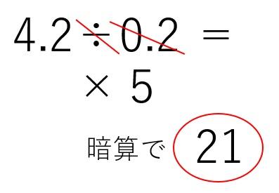 算数教室ブログ7