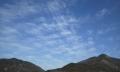 塩飽諸島の空
