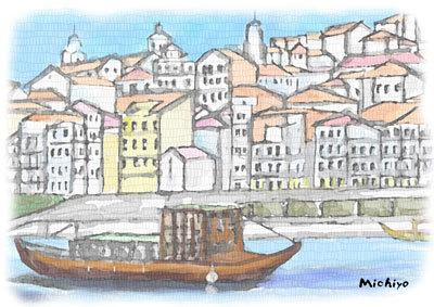 ポルトガルの港