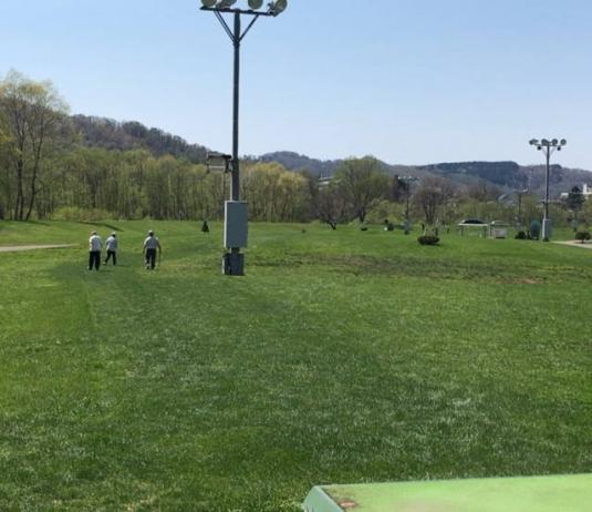 赤平パークゴルフ場 (5)