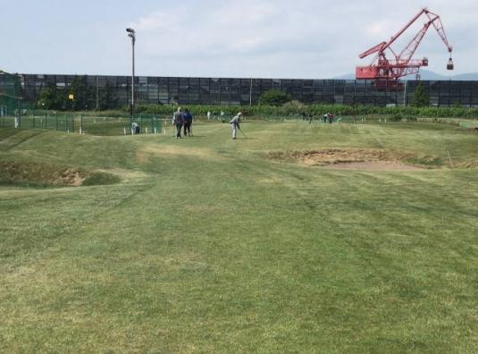 白鳥大橋パークゴルフ場(ABコース) (4)
