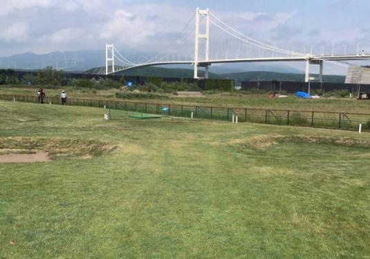 白鳥大橋パークゴルフ場(ABコース) (1)