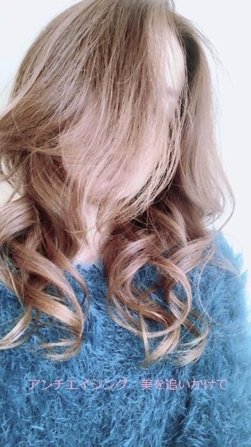 髪に艶とまとまり ドライオイル