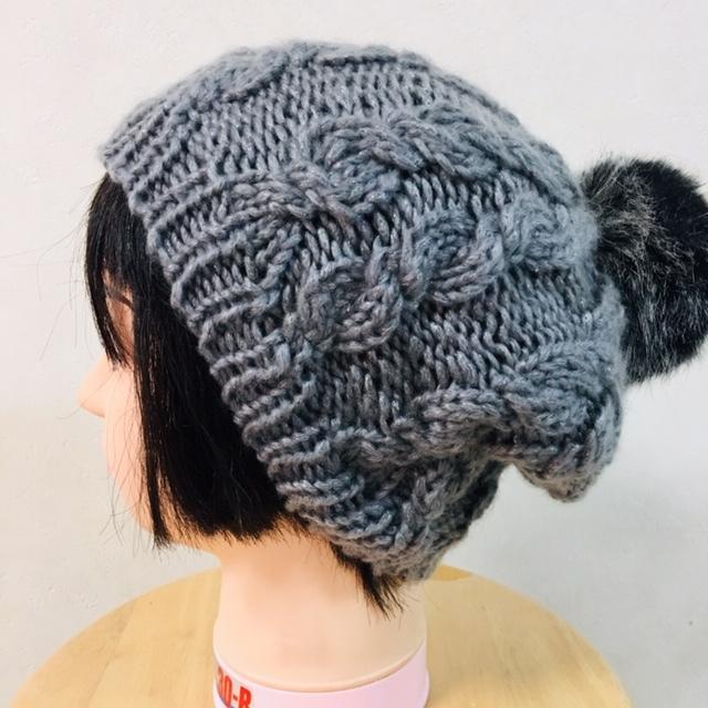 帽子 レディーラメ