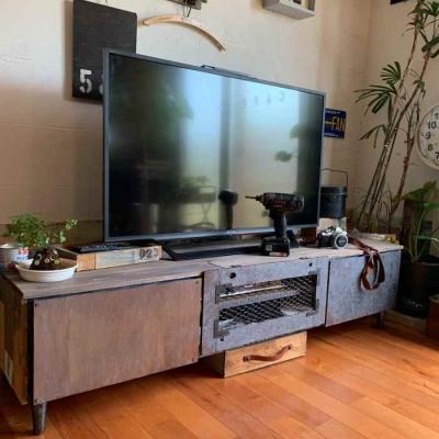TVボードリメイク2019-2