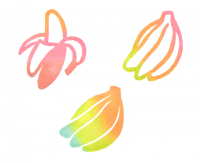 バナナ3種押印見本