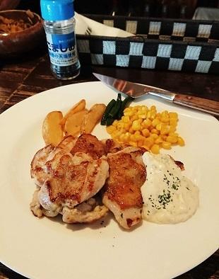 変化に対応するChangeの新メニュー ―神谷町PRパーソンの昼食