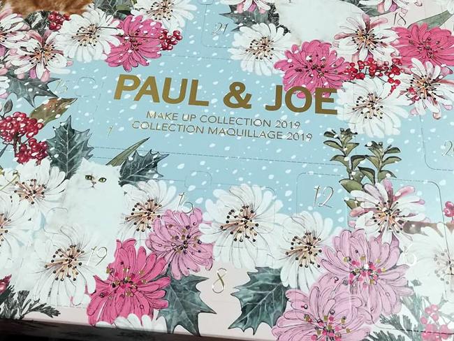 ポール & ジョー ボーテ×クリスマスコフレ2019