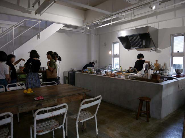 調理室池田