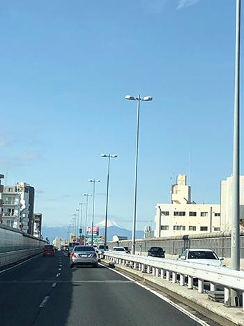 富士山見える