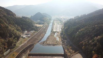 早明浦ダム2
