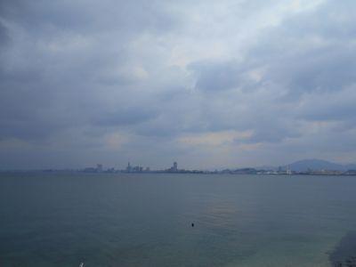 07_能古島から福岡方面の展望
