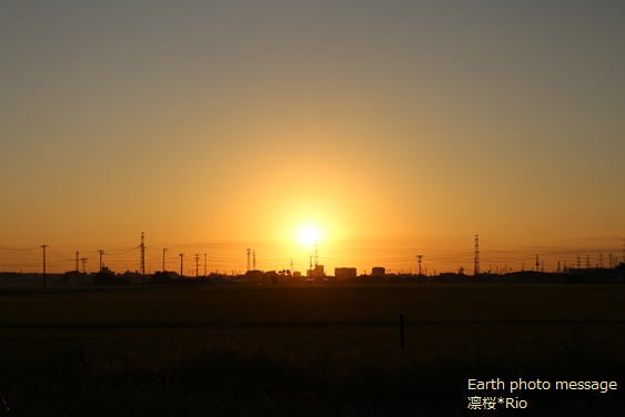Earth photo message80あい