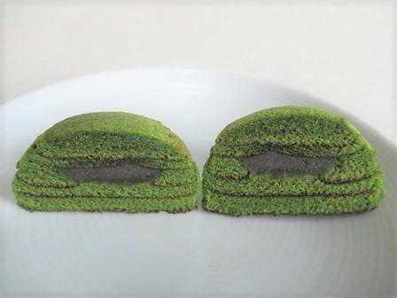 抹茶ドームクーヘン (8)