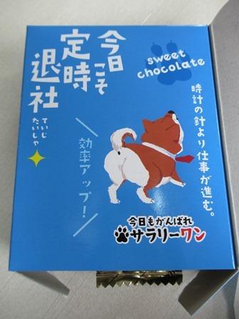 柴犬サラリーマンチョコ (12)
