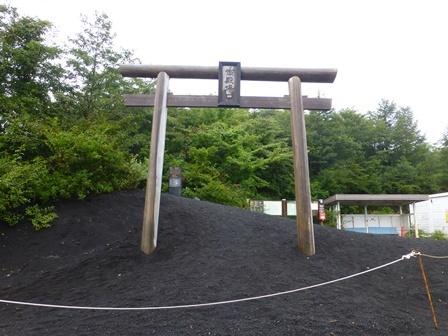 富士山御殿場口17