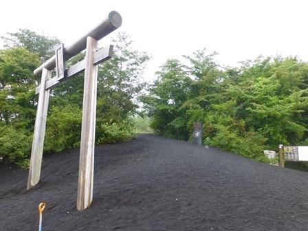 富士山御殿場口19