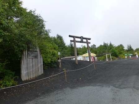 富士山御殿場口22