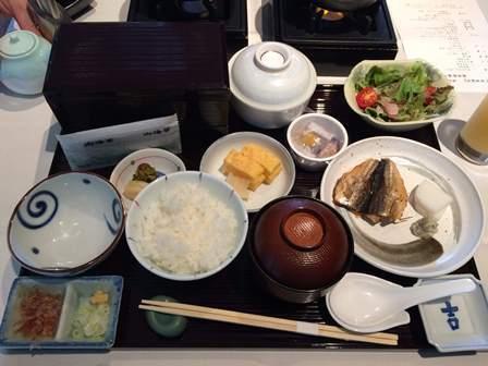 レジーナリゾート富士朝食15