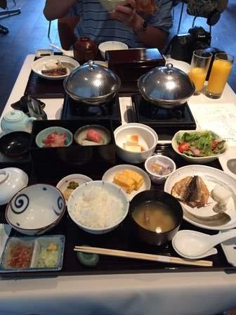 レジーナリゾート富士朝食17