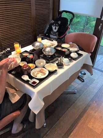 レジーナリゾート富士朝食21