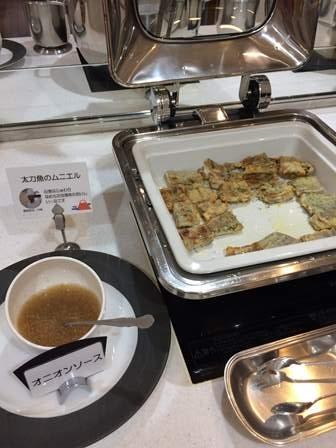 休暇村富士夕食18
