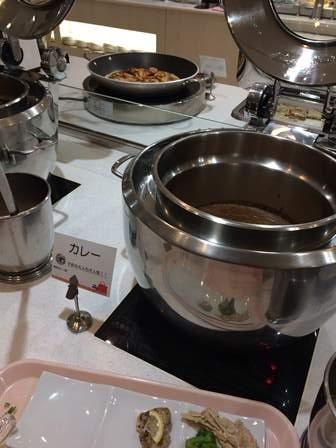 休暇村富士夕食21
