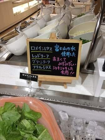 休暇村富士夕食25