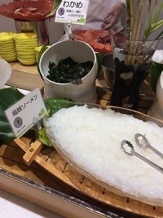 休暇村富士夕食49