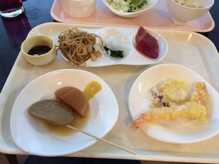 休暇村富士夕食55