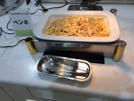 休暇村富士朝食42