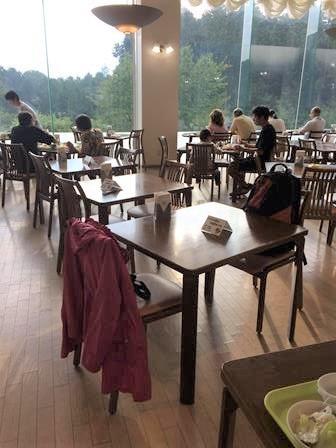 休暇村富士二泊目朝食9