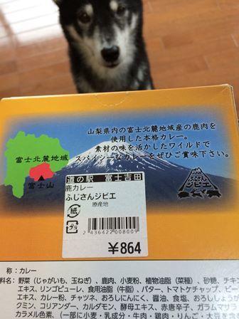 富士山麓鹿カレー2