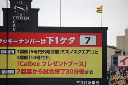 2019阪神中日63