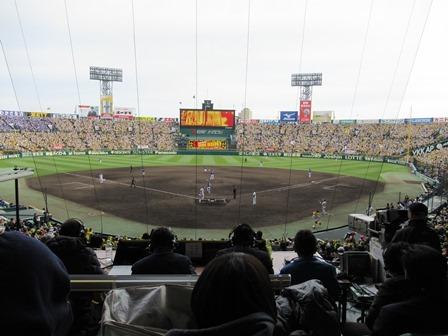 2019阪神中日64