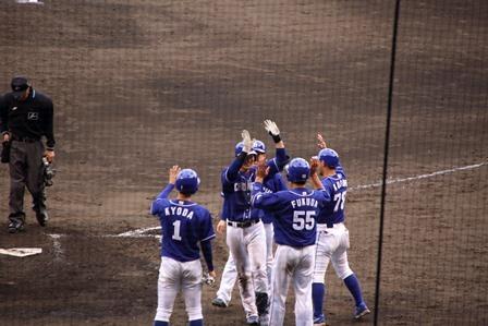 2019阪神中日95