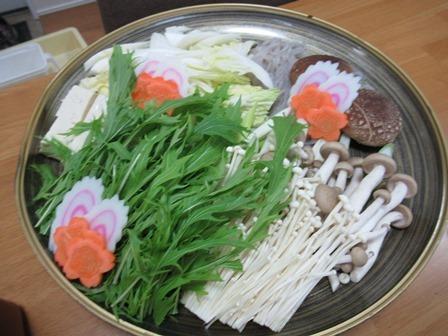 和み舎ひるがの夕食3