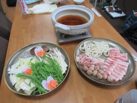 和み舎ひるがの夕食5