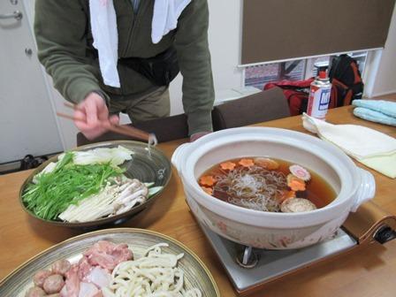 和み舎ひるがの夕食7