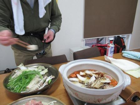 和み舎ひるがの夕食8