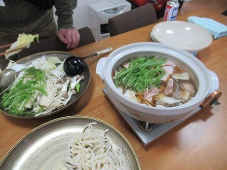 和み舎ひるがの夕食11