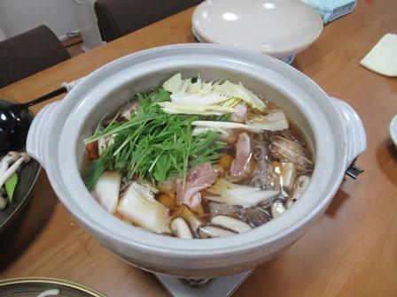 和み舎ひるがの夕食12
