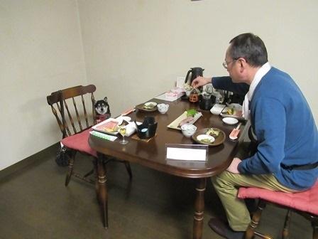おさんぽ日和夕食1