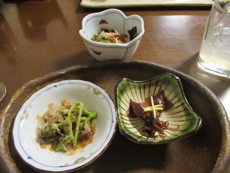 おさんぽ日和夕食12