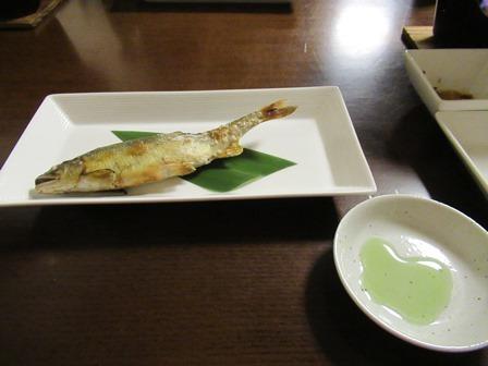 おさんぽ日和夕食26