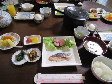 おさんぽ日和朝食8