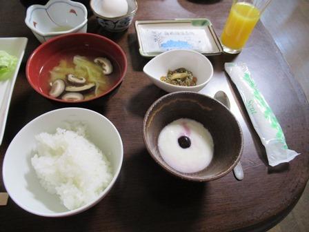 おさんぽ日和朝食15